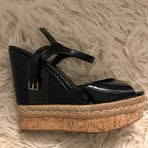Black Gucci Heel